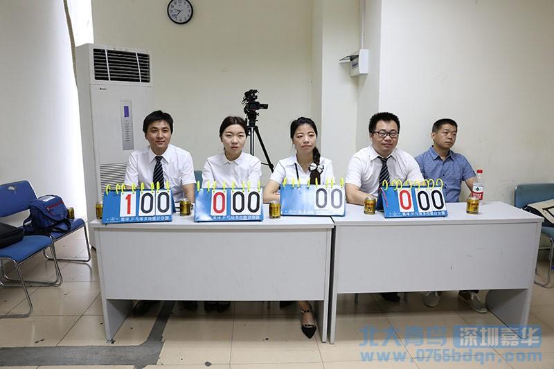 热烈祝贺深圳嘉华系统安装与优化大赛顺利举行