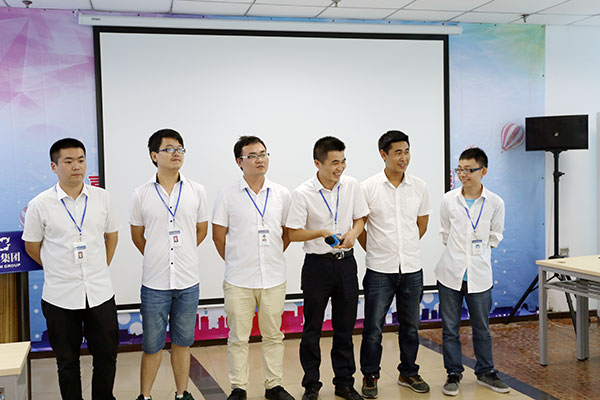 深圳嘉华学校JT42班举行Java知识竞赛