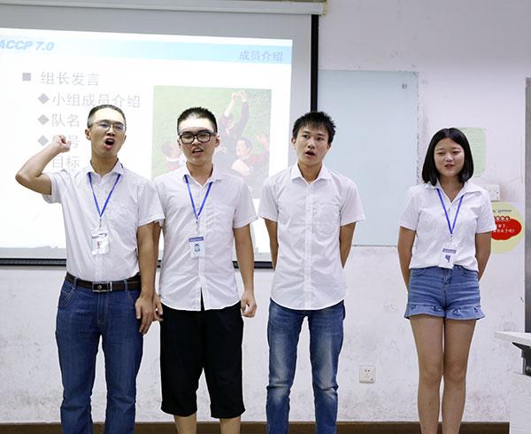 软件开发专业T140班举行Java知识竞赛