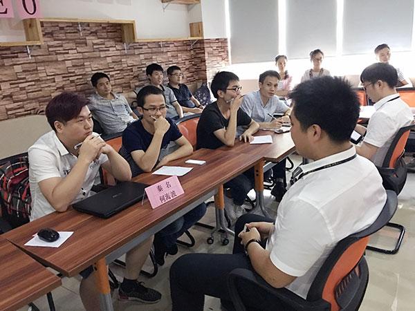 庆祝金蛛教育学院成功举办SEO知识竞赛