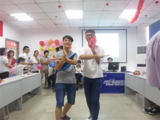 东莞北大青鸟学员PPT创新大赛