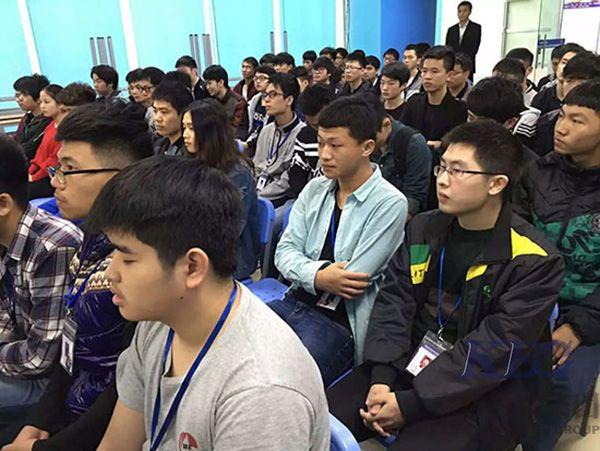 嘉华IT精英挑战赛开幕