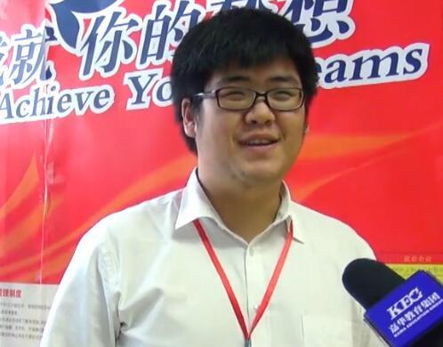 嘉华学校在读学员杨同学采访