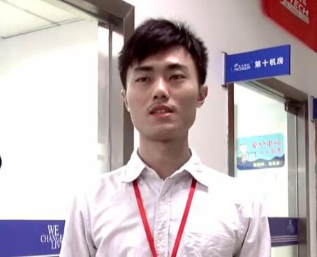 嘉华学校在读学员马同学采访