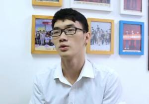 嘉华学校在读学员孙同学采访
