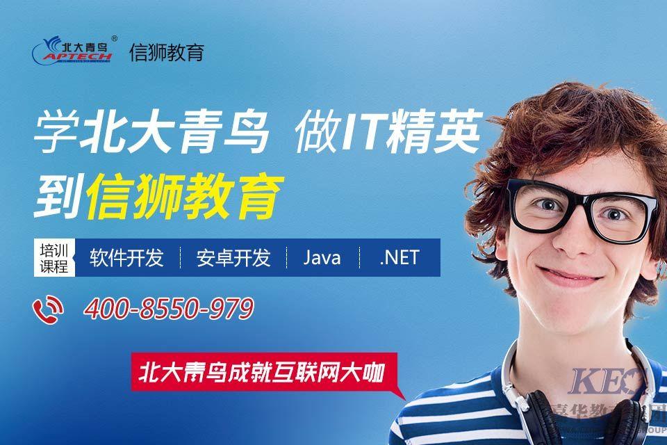 深圳北大青鸟学校哪家好