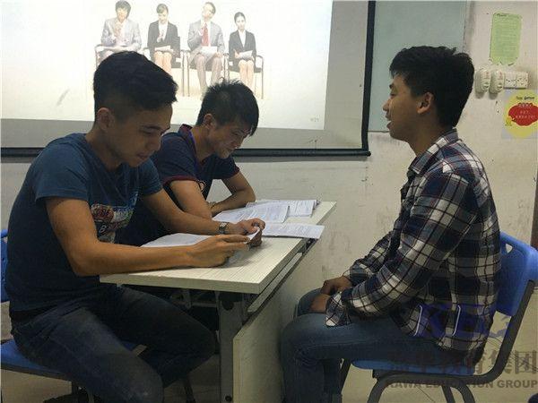 就业指导-面试话剧 (2)