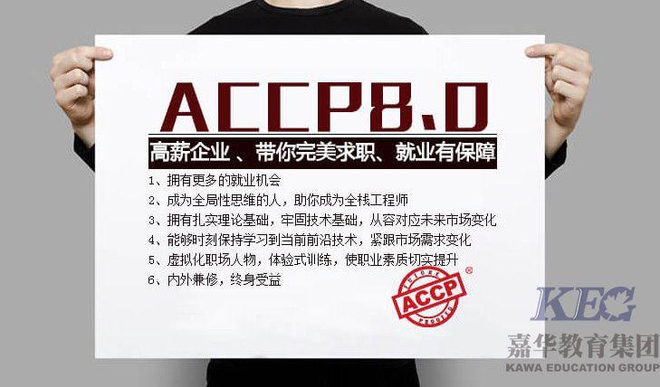 北大青鸟ACCP软件工程师8.0新版优势