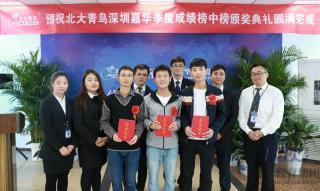 北大青鸟嘉华学校举行网络工程专业月考表彰大会