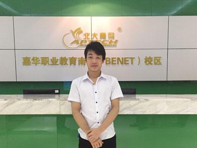 网络工程师-李*明