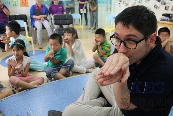 优瑞英语园岭校区为孩子打开英语学习新大门