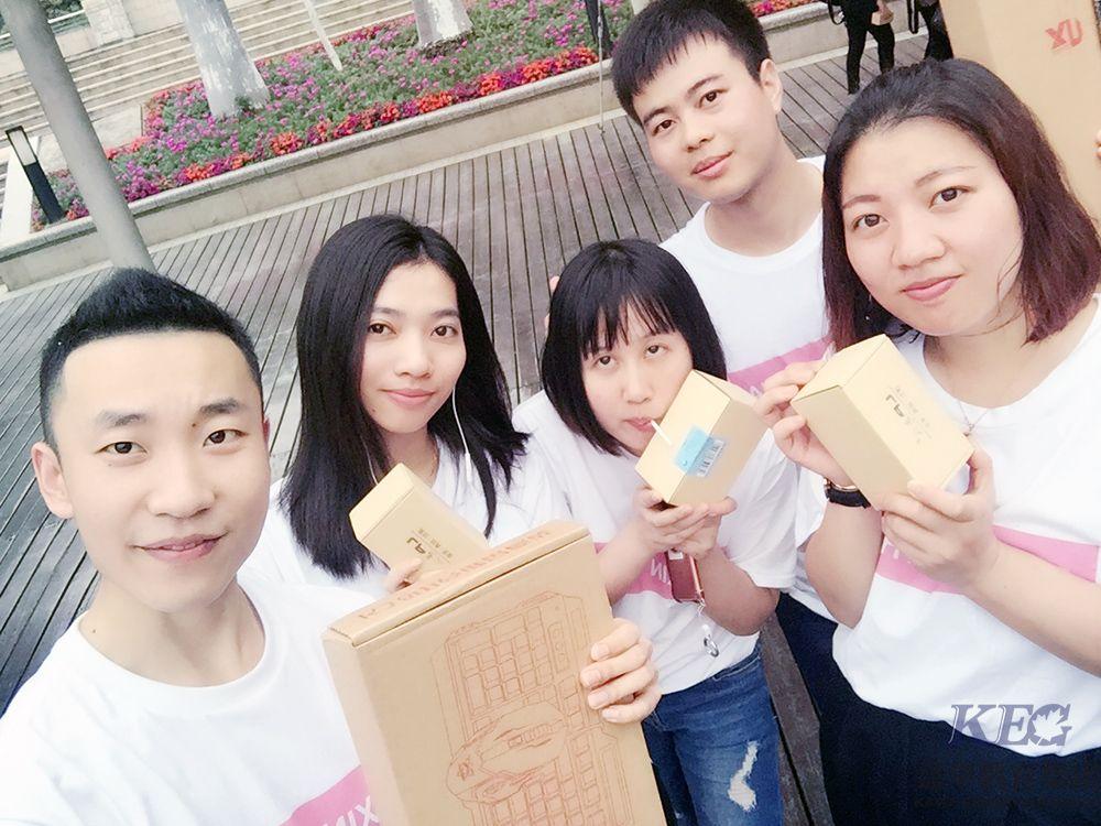 广州新嘉华老师春游真人秀,根本停不下来