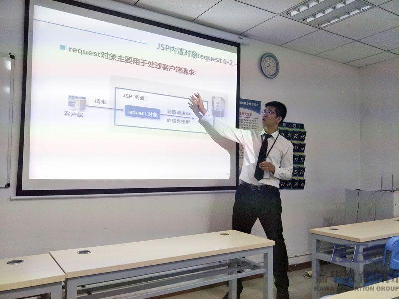 嘉华教育严抓教师质量 质量立校成就学员梦想