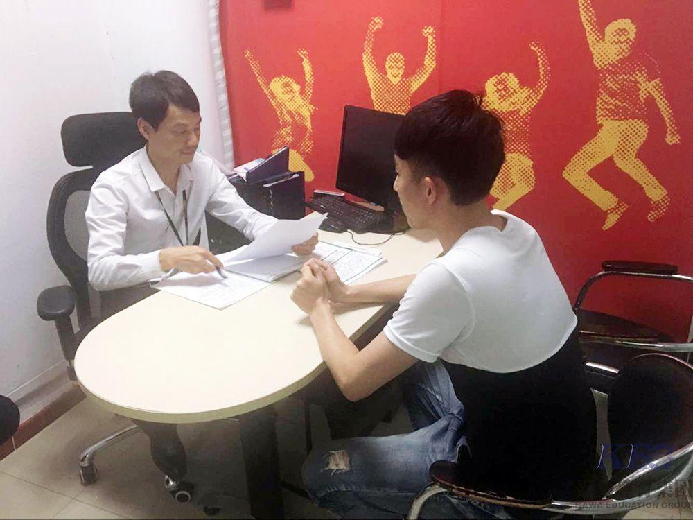深圳信狮3T125班模拟面试初探职场