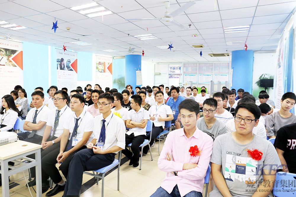 深圳嘉华学校举办BENET网络工程师校友会
