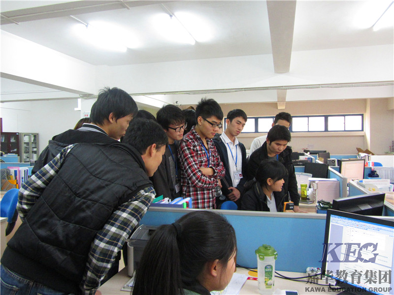 广州各IT企业环境参观图