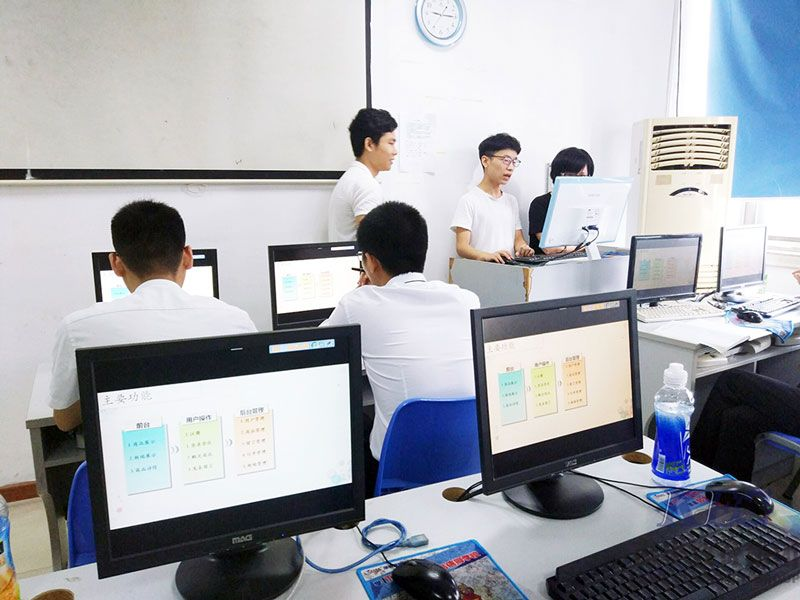 北大青鸟信狮教育2T129班S2阶段结业项目答辩