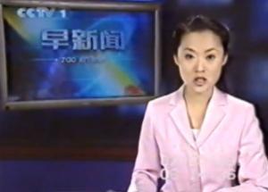 CCTV1报道劳动部与北大青鸟实施软件工程师联合认证
