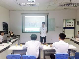 深圳嘉华学校T151班举行网页特效大赛
