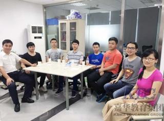 北大青鸟深圳嘉华学校优秀学员薪资高达2.3万