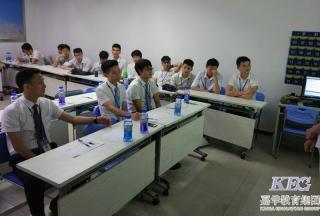 恭喜深圳嘉华S1T156班第一学期顺利结课