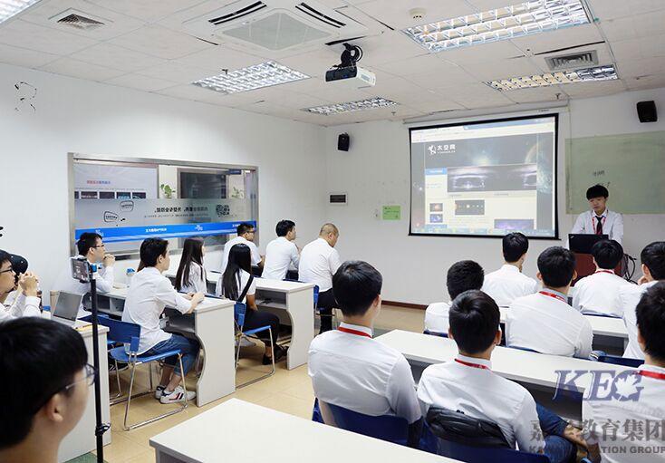 北大青鸟广州新嘉华:以高标准高质量教学培养精英人才