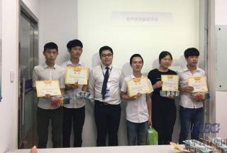 北大青鸟深圳嘉华学校T162班举行JAVA知识竞赛