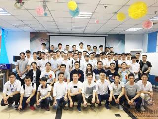 """深圳嘉华""""飞跃迷茫""""——学士后毕业班校友"""