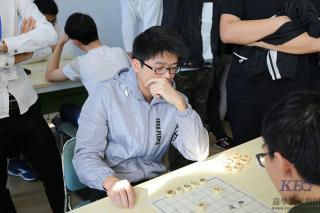 决战楚河汉界  北大青鸟深圳嘉华学校象棋比赛落幕