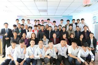 北大青鸟深圳嘉华学校T167班家长会-年轻就是力量