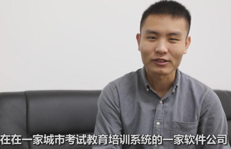 深圳北大青鸟嘉华学校-我懂得了双提升才是王道