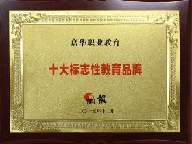 2015十大标志教育性品牌