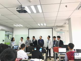 北大青鸟信狮学校JT31班开学典礼落幕