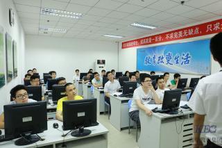 北大青鸟东莞金码:打造全程跟踪式服务  助力学生成材