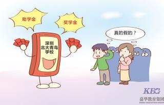 深圳北大青鸟学费一览表