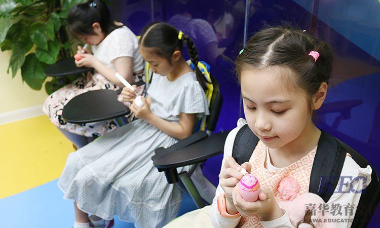 深圳优瑞英语复活节 这群小朋友居然这么会玩
