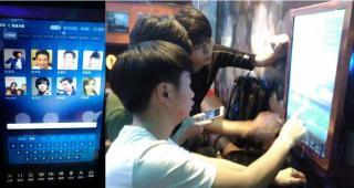 做项目累?来深圳信狮学校看看学员怎么做KTV项目