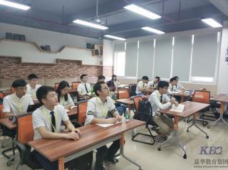 携手同行,深圳信狮学校助教团活动圆满结束