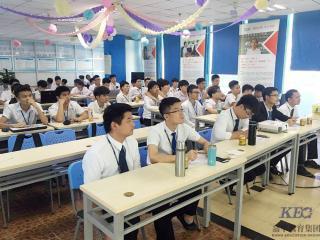北大青鸟深圳嘉华学校软件开发T167班项目答辩顺利举行