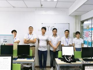 深圳信狮学校JY16班开班仪式圆满落下帷幕