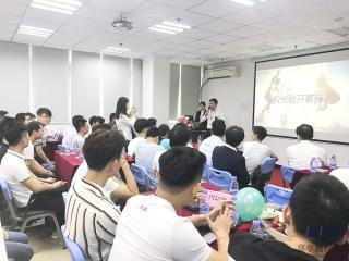 英才汇聚,深圳信狮学校校友精英汇顺利举行