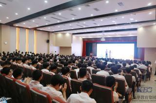 热烈祝贺深圳嘉华学校2018年迎新联欢会顺利举行