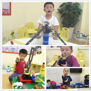 升学记  深圳卡巴青少儿科技小将迈入学习新阶段