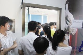 北大青鸟东莞金码学校素质文化节,大家嗨起来