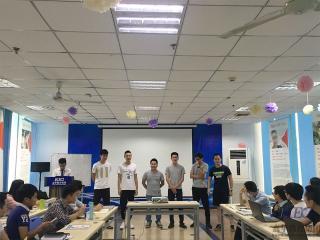 深圳嘉华学校JT80班Java知识竞赛,真skr精彩!