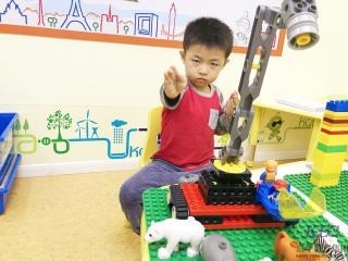 为什么孩子要学积木搭建