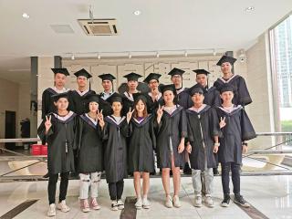 纪实|嘉华金蛛WT70班毕业答辩暨毕业典礼