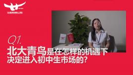 北大青鸟教学就业总监王丽琴老师专访
