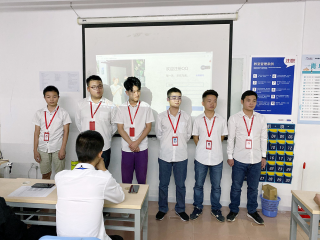 深圳嘉华学校:软件开发专业T193班举行网页设计大赛