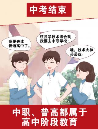 """北大青鸟带你详解 """"中职教育"""""""